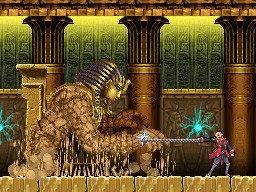 Más imágenes de Castlevania: Portrait of Ruin desde la E3