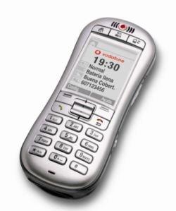 Vodafone Simply, móvil para los 40