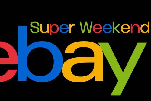 Nuevo SuperWeekend en eBay: las ofertas se combaten con ofertas