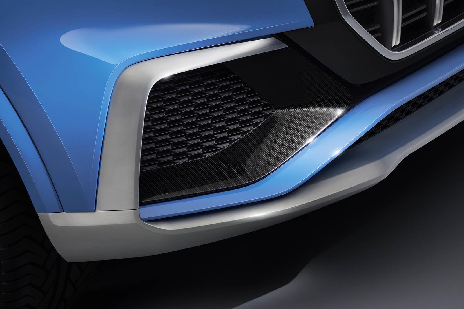 Foto de Audi Q8 Concept (31/39)