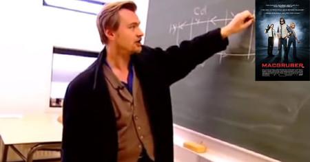 """Christopher Nolan está impaciente por la serie sobre 'MacGruber': """"El mundo está esperándola"""""""