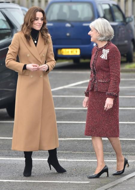 Kate Middleton Massimo dutti