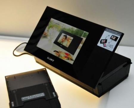 Sony F700, marco digital con impresora incluida