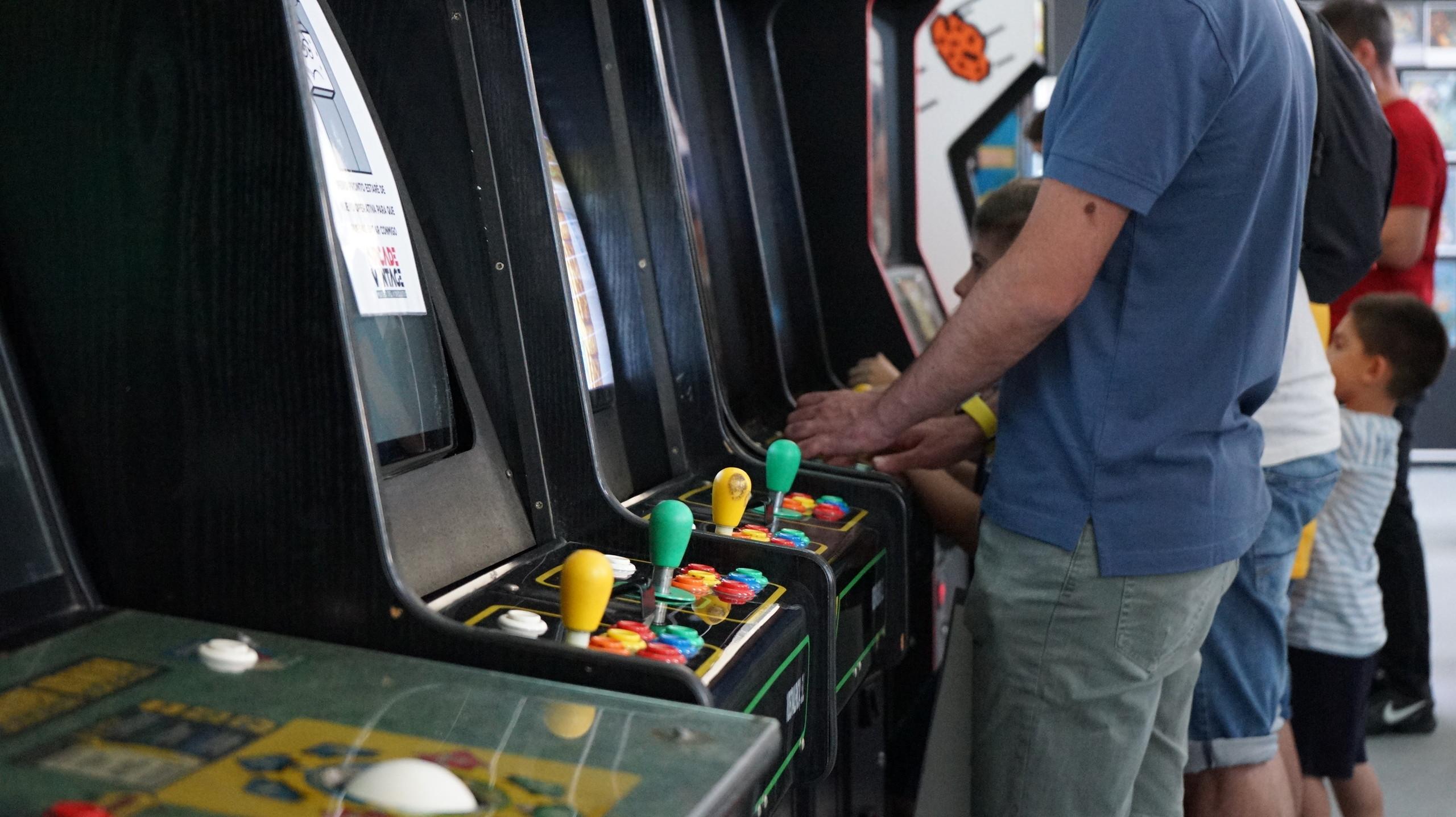 Foto de Museo máquinas Arcade (7/46)
