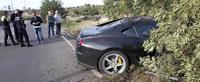 Dolorpasión™: Ricardo Costa estrella su Ferrari 599 GTB