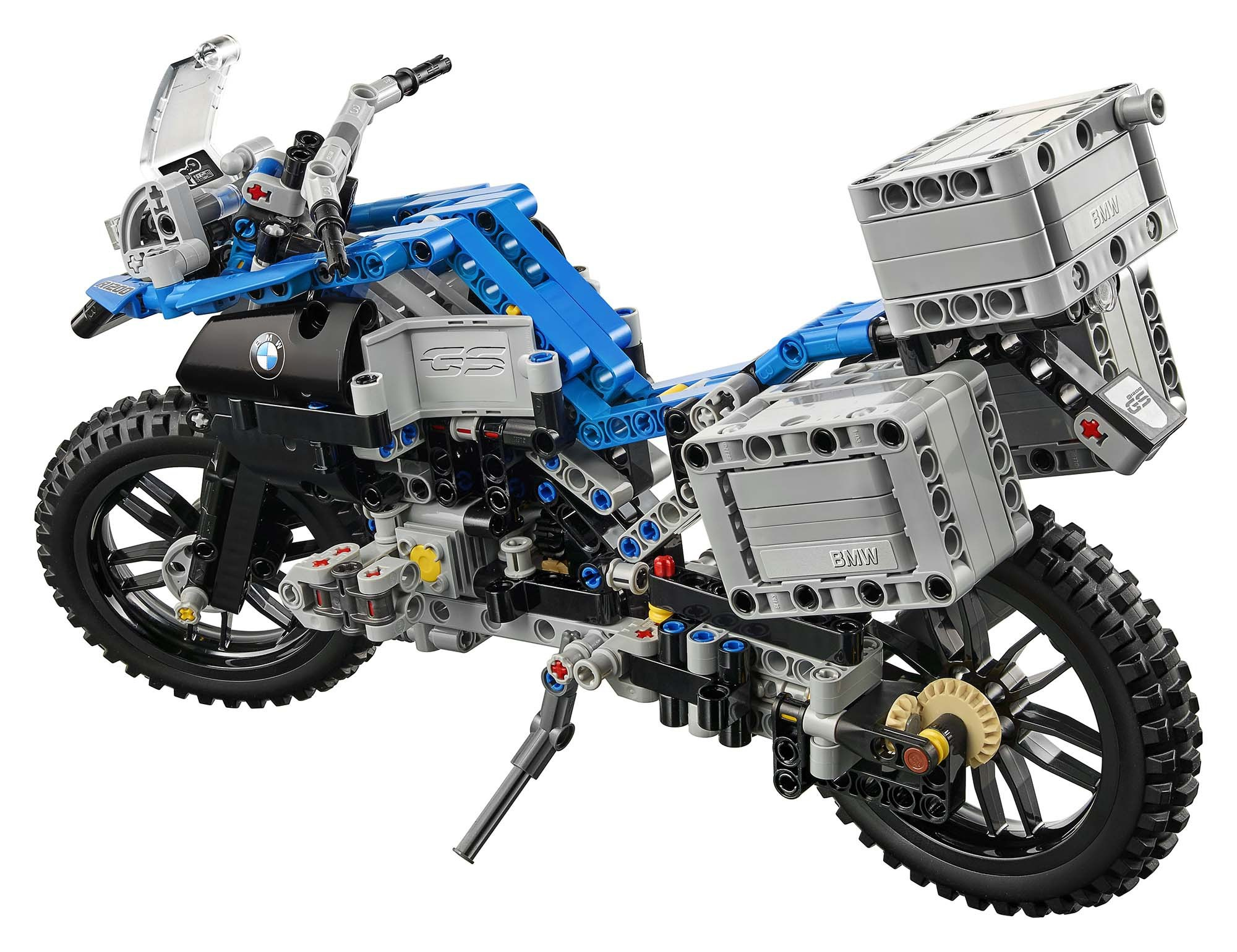 Foto de BMW R 1200 GS Adventure LEGO (11/13)