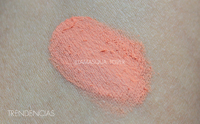 Illamasqua Lover Swatches