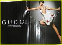 Primeras imágenes de Rihanna para Gucci