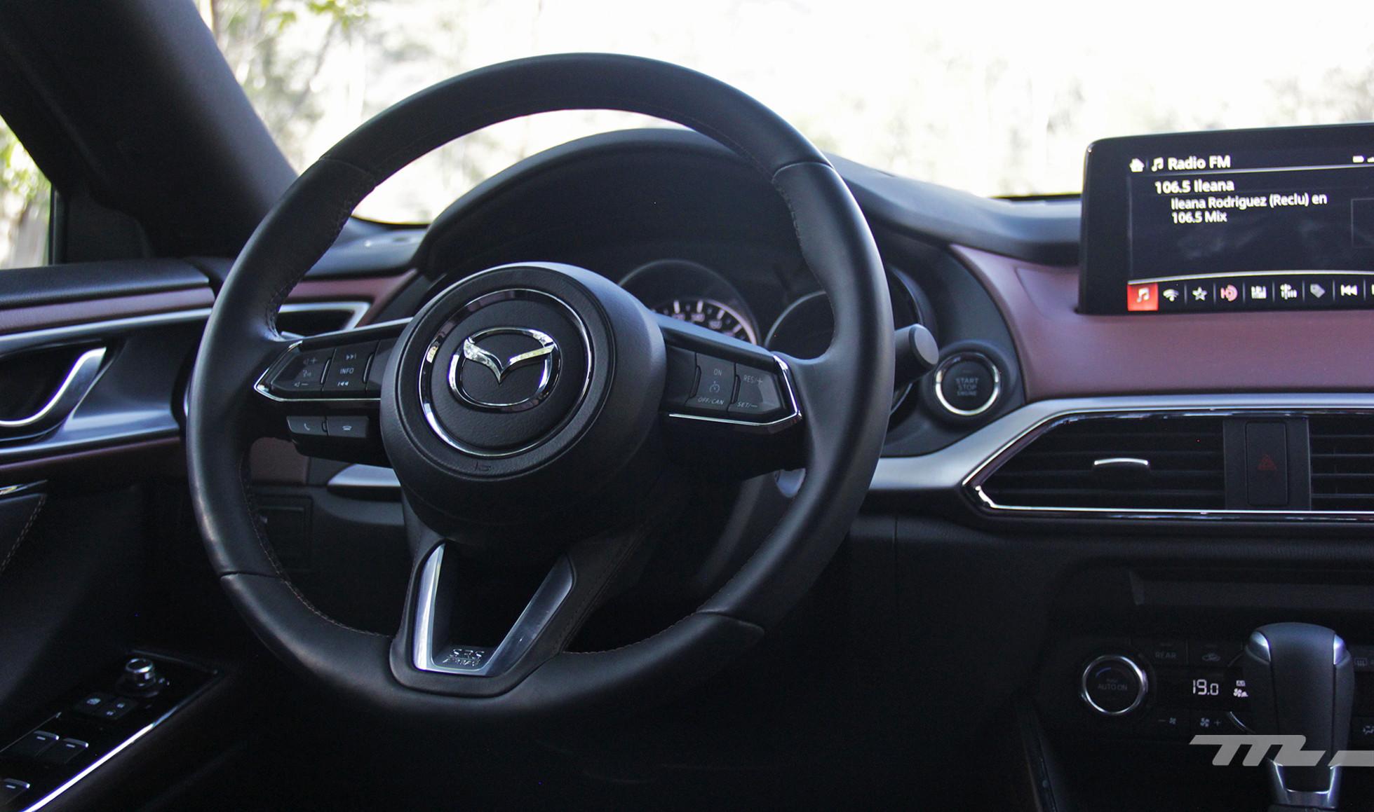 Foto de Comparativo Buick Enclave Avenir vs Mazda CX-9 Signature (7/38)