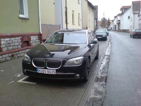 BMW 760i V12