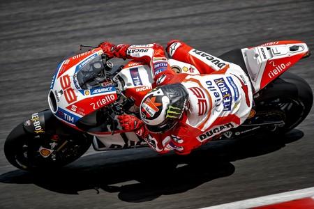Jorge Lorenzo Ducati Test Motogp Malasia 2017 3