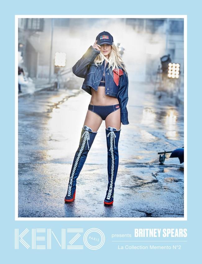 Kenzo Britney 2