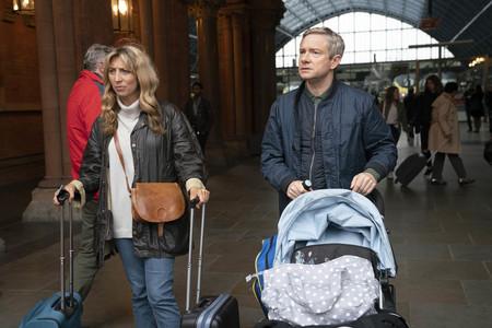 'Bendita paciencia': Martin Freeman borda una honesta e incómoda comedia sobre la paternidad