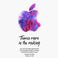 Apple nos cita en Nueva York para el próximo 30 de octubre, esperamos nuevos iPad y nuevos Mac