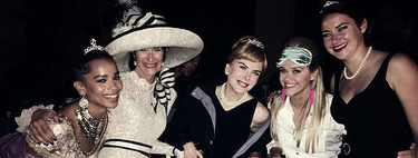 Analizamos las Audrey Hepburn de Big Little Lies: la serie explota el poder del vestuario