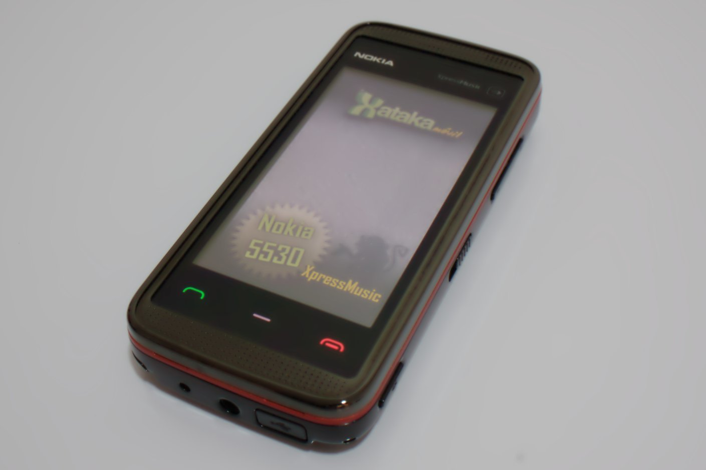 Foto de Nokia 5530 XpressMusic (9/32)
