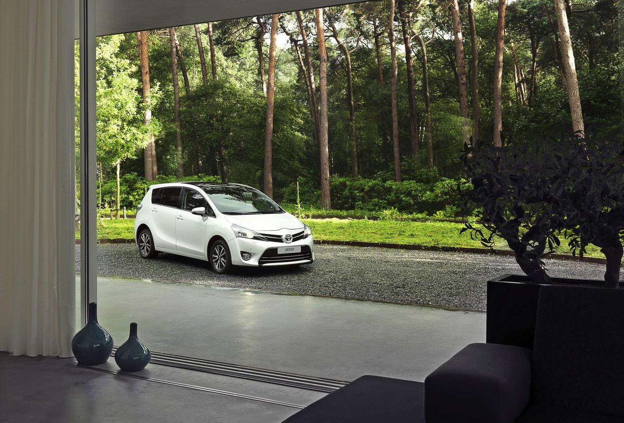 Foto de Toyota Verso 2012 (9/10)