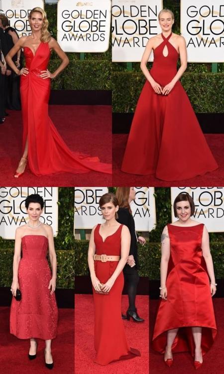 Rojo Globos Oro