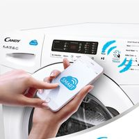 Lavadora Candy Smart Touch, con NFC que permite conectar nuestro móvil, por 322,15 euros y envío gratis