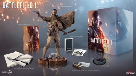 Edicion De Coleccion Battlefield 1
