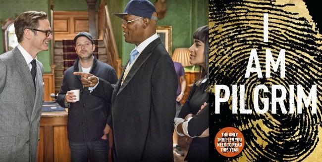 Matthew Vaughn en el rodaje de Kingsman y la portada de Soy Pilgrim