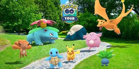 Pokémon GO celebrará por todo lo alto el 25 aniversario de la saga trayendo de vuelta a los 151 Pokémon de Kanto