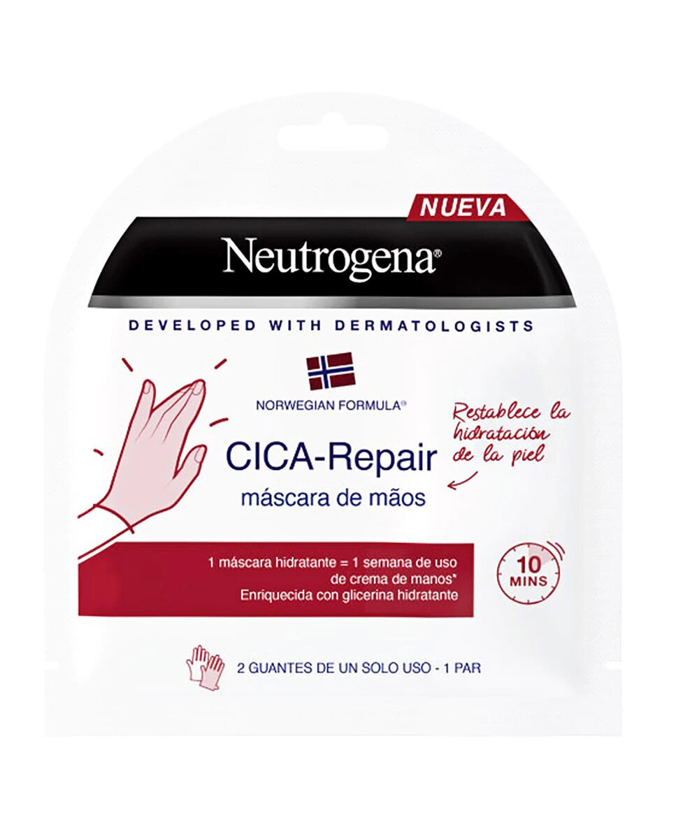 Máscara de Manos CICA-Repair Neutrogena
