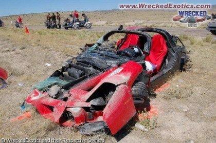 Ferrari Enzo, ¿el coche más peligroso?