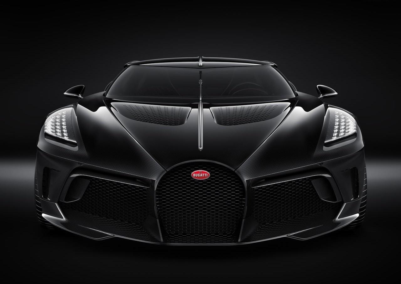 Foto de Bugatti La Voiture Noire (17/28)