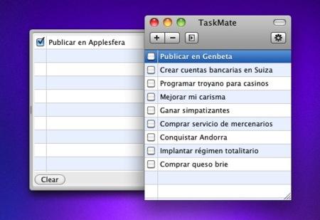 TaskMate, la mínima expresión de un gestor de tareas