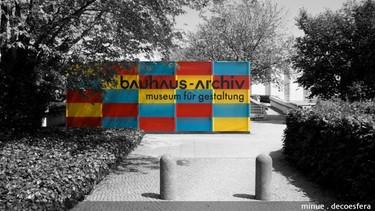 Bauhaus-archiv, la cuna del movimiento moderno en tu iPhone