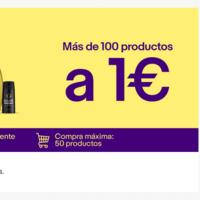 Regresan los miniprecios a eBay: más de 100 productos por 1 euro