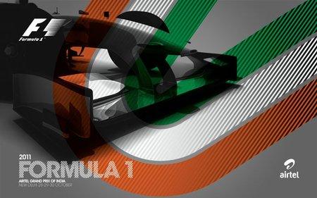 GP de India F1 2011: horarios