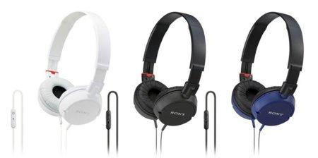 Sony DR-ZX103USB y DR-ZX102DPV