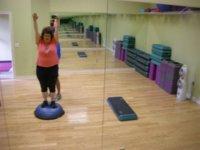 Dos ejercicios para mejorar la carrera con bosu