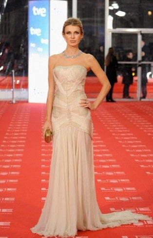 Natasha Premios Goya 2011