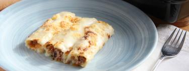 Receta de canelones a la catalana, el clásico plato del día de San Esteban