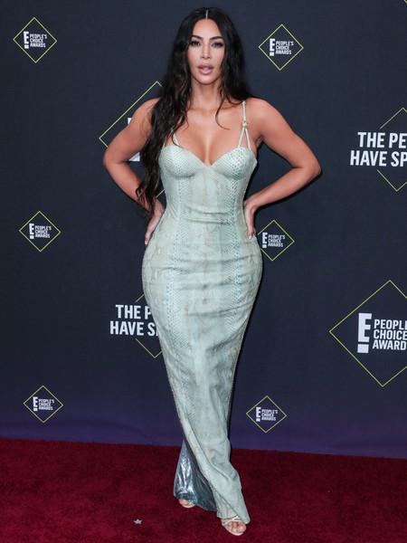 Kim Kardashian Peoples Choice Awards 2019