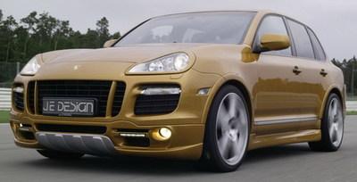 Lumma y JE Design travisten al Porsche Cayenne GTS