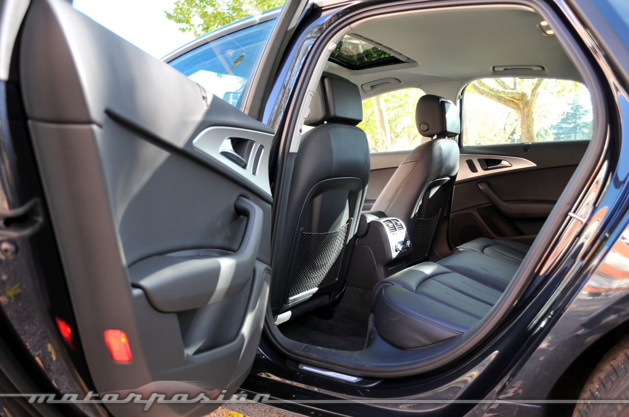 Foto de Audi A6 hybrid (prueba) (112/120)