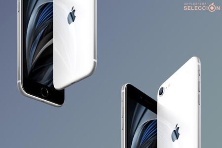 """El iPhone SE de 256 GB está 100 euros más barato en Amazon: smartphone de 4,7"""" con potente procesador y sensor de huella Touch ID"""