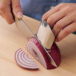 Cuida tus dedos al cocinar