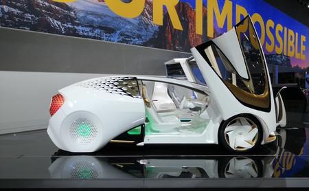 Los autos del futuro vuelan, detectan emociones y no son baratos: así son los conceptos del Auto Show de Detroit