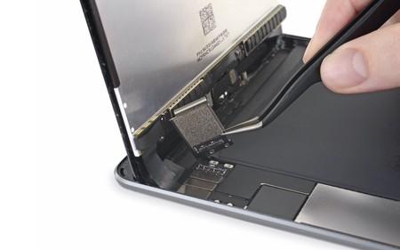 El despiece del iPad mini 5 confirma los 3 GB de RAM y una batería idéntica que en la generación anterior