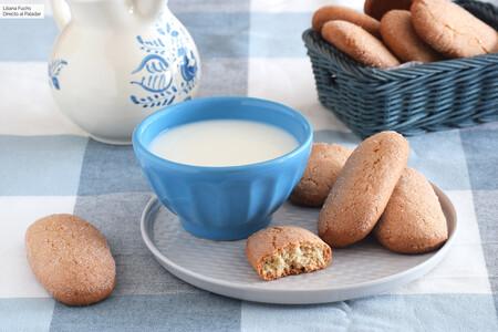 Galletas de la 'nonna' para mojar en leche: receta tradicional italiana para desayunos y meriendas