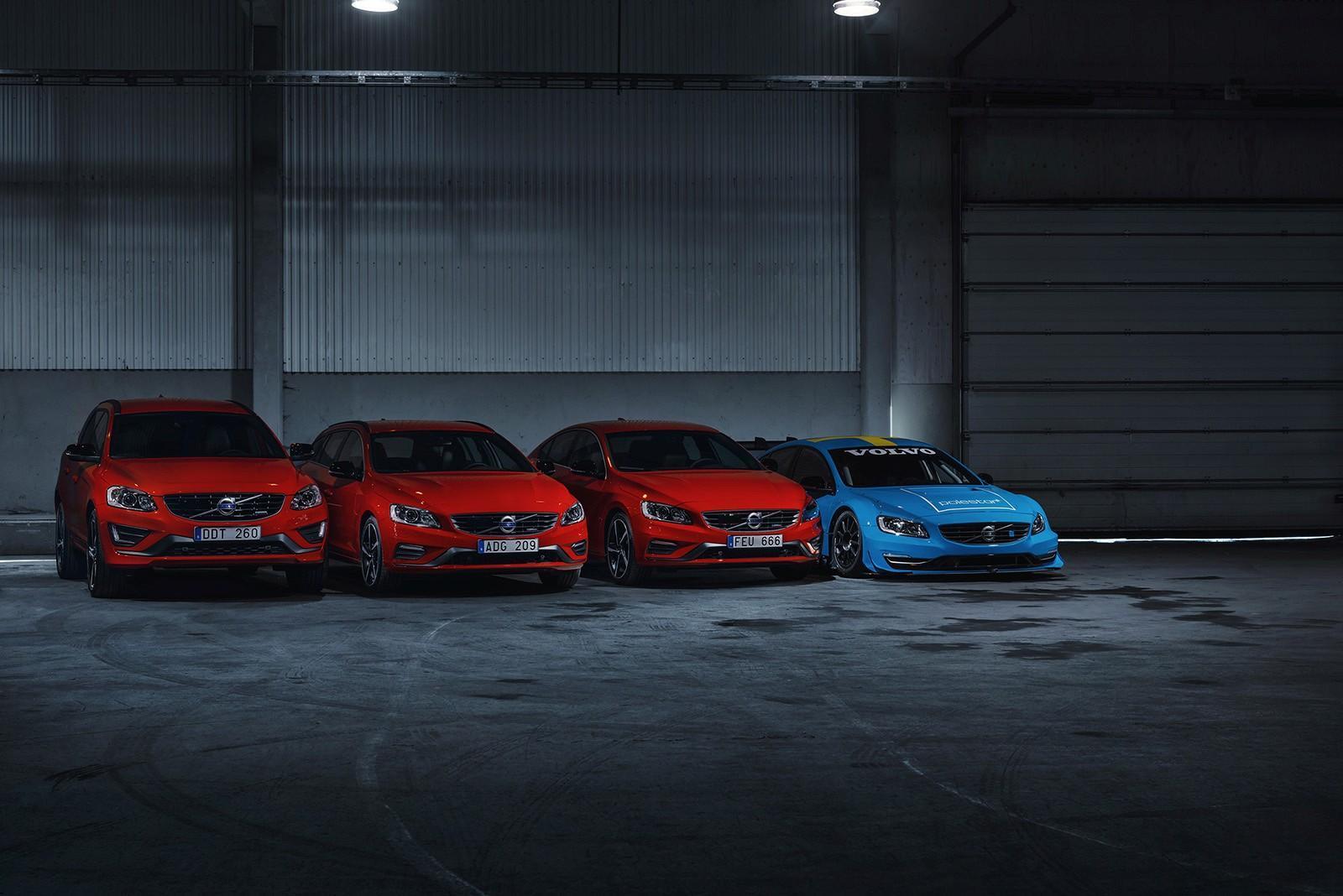 Foto de Volvo S60, V60 y XC60 Black R Edition (1/9)
