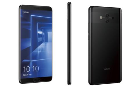 Huawei Mate 10 y Mate 10 Pro: pantallas sin marcos, doble cámara y un guiño a la inteligencia artificial