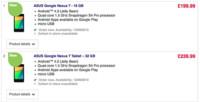 La nueva Nexus 7 podría llegar en Septiembre a España [Actualizado]