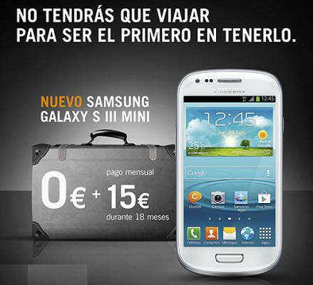 Yoigo incorpora a su catalogo el Samsung Galaxy S III Mini y el Alcatel OT 983, ni rastro de iPhones