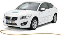 Volvo actualiza el C30 eléctrico